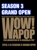 2015 WAPOP SEASON3 GRAND OPEN!
